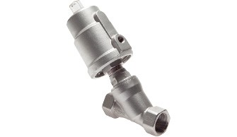 Pneumatically activated shut-off valves