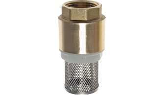 Foot valves & Strainers