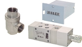 Custom valves & logic valves